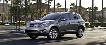 Current Nissan Rogue to Continue as Rogue Select in the US