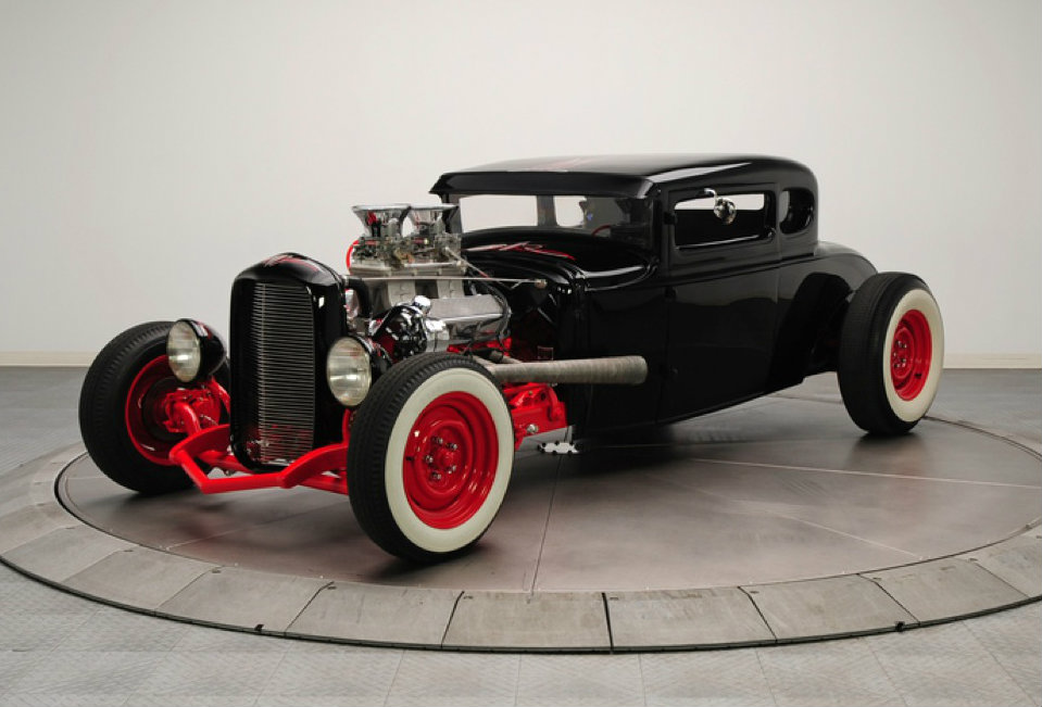 Custom 1931 Ford Model A Hot Rod Boasts Killer Looks And Big Block ...