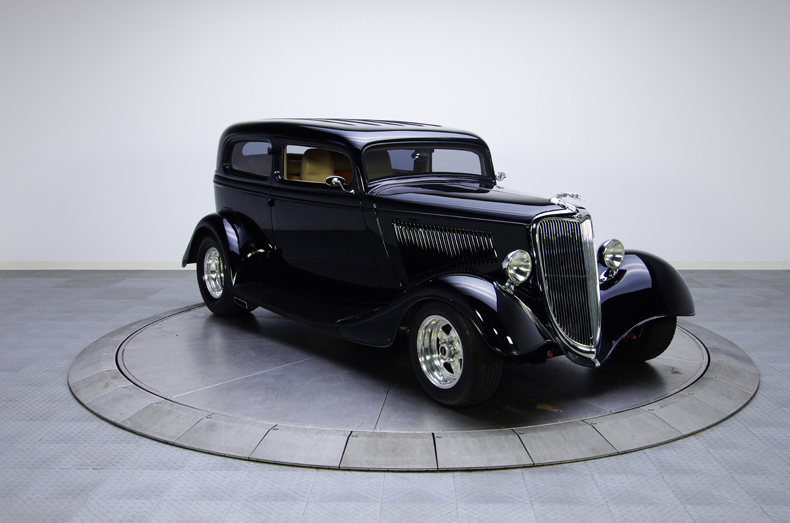 For Small Block Chevy V8 Street Rod Classic T Bucket