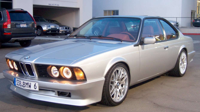 Custom 1988 Bmw 6 Series For Sale At 250 000 Autoevolution