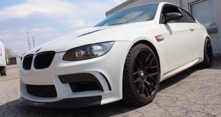 Custom 2011 BMW E92 M3 Review [Video]