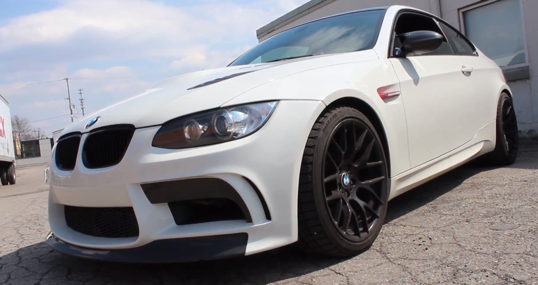 Custom 2011 BMW E92 M3 Review