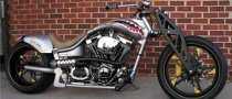 Custom Chopper Signed by President Obama Up for Auction