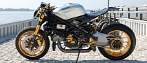 Custom Ducati 1098 by Nick Anglada [Video] [Photo Gallery]