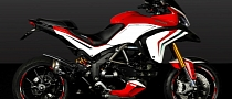 Custom Ducati Multistrada Tricolore by Motovation Looking Awesome [Photo Gallery]