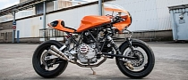 Custom Ducati TT3 Difazio Leaves You Speechless