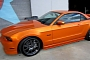 Custom Ford Mustang Hardtop Convertible [Video]