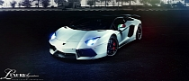 Custom Lamborghini Aventador on HRE Wheels Looks Amazing [Photo Gallery]