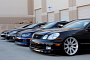 Custom Lexus IS 300, GS 300 and IS 250 Shown Off [Video]