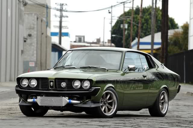 Japanese Muscle Cars