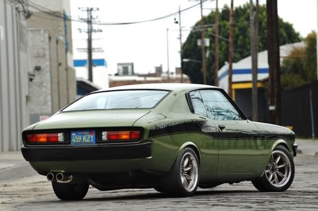 Toyota Green Bay >> Custom Rare Toyota Corona Mark 2 Coupe Doubles as Japanese Musclecar - autoevolution