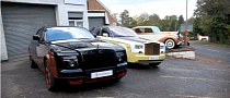 Custom Rolls-Royce Collection Brings Color [Video]