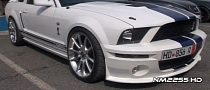 Custom Sound of Shelby Mustang GT500 [Video]