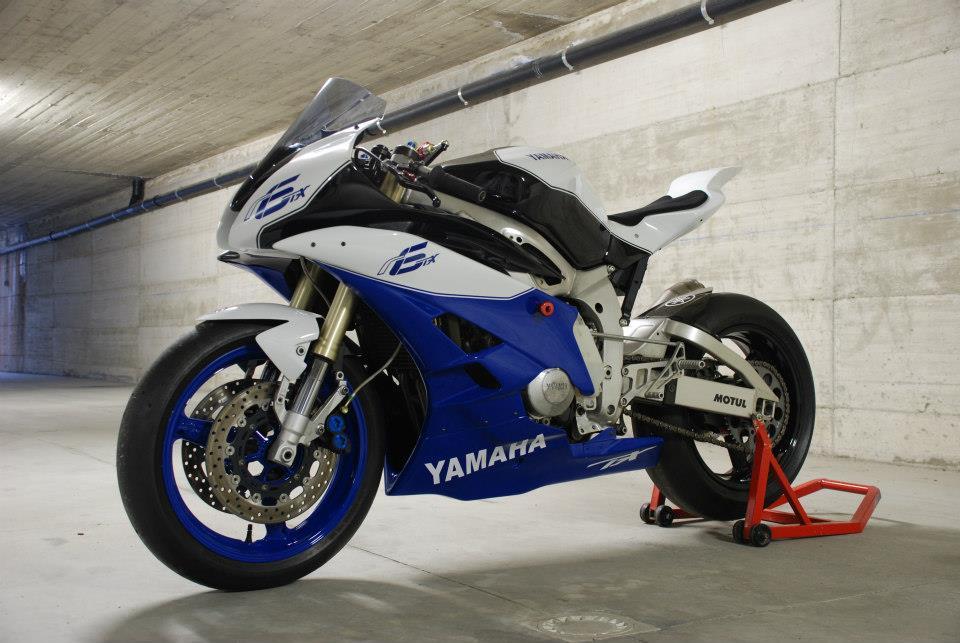 Custom Yamaha R6 by Paolo  R6 Custom