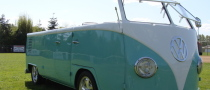Customized 1967 VW MicroBus on eBay