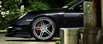 D2Forged CV3 and MB3 Wheels for Porsche 911