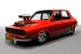Dacia 1300 Low Rider and Pro Street Renderings