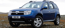 Dacia Celebrates 10,000th Car Delivered in UK