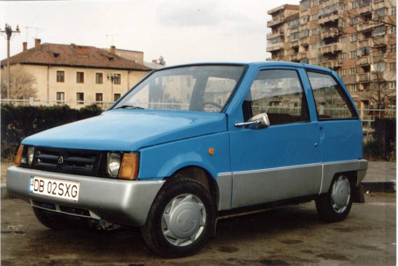 Dacia Could Build A City Car Based On The Old Twingo