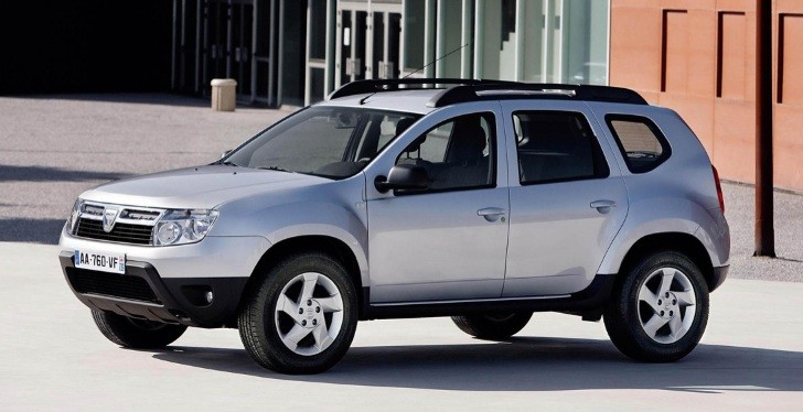 Dacia Duster at Goodwood Festival of Speed