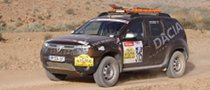 Dacia Duster Claims Victory in the Rallye Aicha des Gazelles