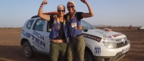 Dacia Duster Clinches Podium in Rallye Aicha des Gazelles 2011