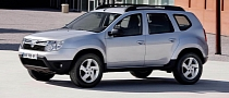 Dacia Duster Confirmed for Britain