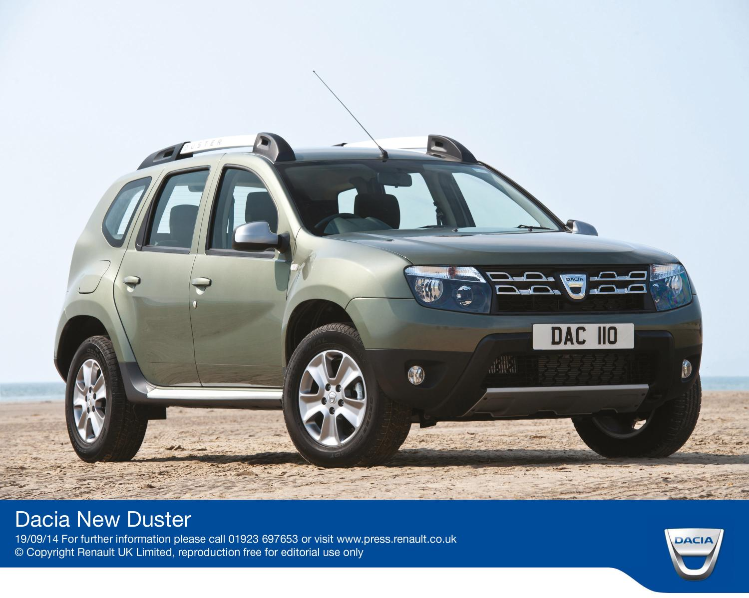 dacia duster earns new 1 6 liter engine power goes up to 115 hp autoevolution. Black Bedroom Furniture Sets. Home Design Ideas