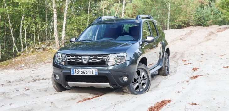 Dacia Duster Facelift Fully Revealed ahead of Frankfurt [Video] [Photo Gallery]