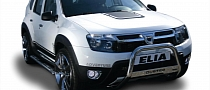 Dacia Duster Gets Stormtrooper Makeover from Elia [Photo Gallery]