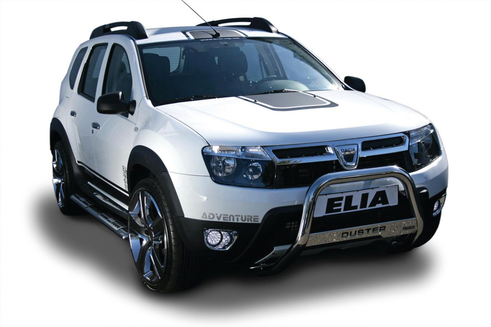 Dacia Duster Gets Stormtrooper Makeover from Tuner Elia ...