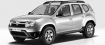 Dacia Duster in Brazil in 2011