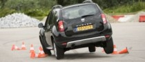 Dacia Duster Might Have Handling Issues