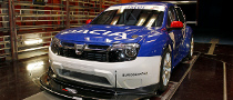 Dacia Duster Pikes Peak Gallery, Official Presentation on May 26