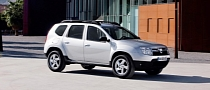 Dacia Duster Pre-Orders in UK Start June 28th
