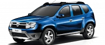 Dacia Duster Racks Up Over 1,000 UK Pre-Orders