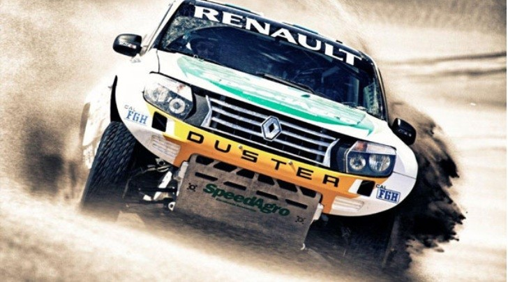 Dacia Duster to Race in 2013 Dakar Rally [Video] [Photo Gallery]