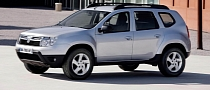 Dacia Duster UK Pricing Announced