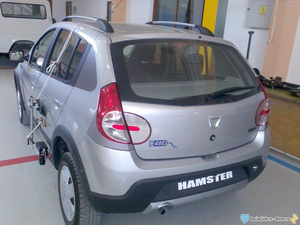 Dacia Hamster Hybrid >> Dacia Hamster Hybrid First Photos - autoevolution