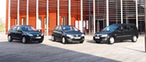 Dacia Introduces Logan, Sandero and Logan MCV Black Line