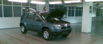Dacia Kanjara, the Name of the Romanian SUV?