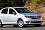 Dacia Logan II First Photos, Including Interior