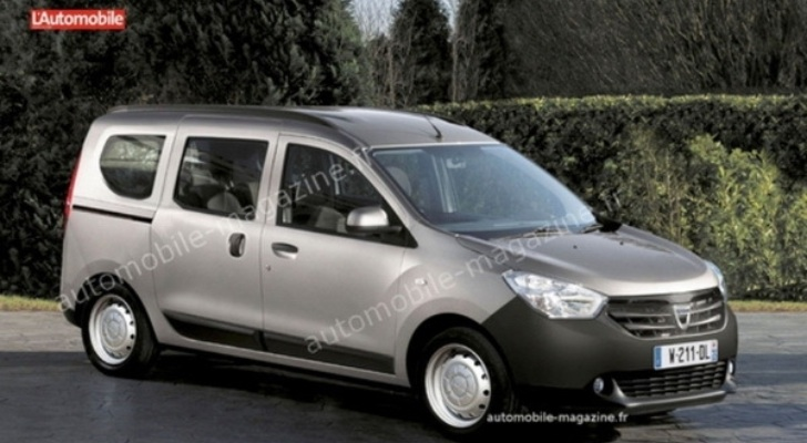 Dacia Officially Announces Dokker and Dokker VAN [Photo Gallery]