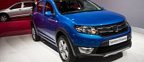 Dacia Opens Order Books for Sandero Stepway: Priced at €10,590
