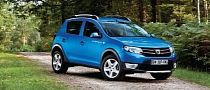 Dacia Releases First Pictures of All-New Sandero Stepway