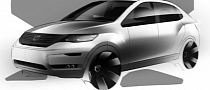 Dacia Reveals the Initial New Logan and Sandero Sketches [Photo Gallery]