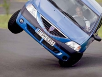 Dacia sales almost capsized at the end of 2008