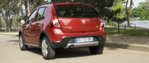 Dacia Sandero Stepway Goes Live in France