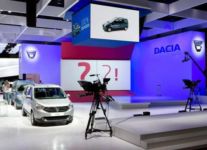 Dacia to Unveil Two New Models in Geneva