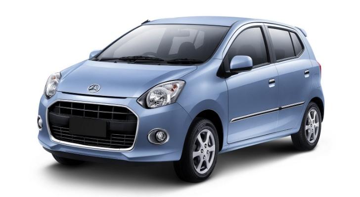 Daihatsu Ayla and Toyota Agya Sister Cars Launched at Indonesia Motor